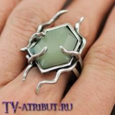 Кольцо Трандуила с крупным камнем