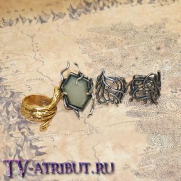 Комплект из 4-х колец Трандуила