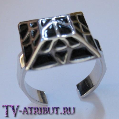 Кольцо Торина Дубощита, посеребренное