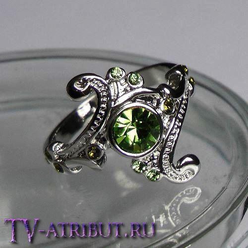 Кольцо факультета Слизерин