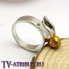 """Кольцо """"Золотой снитч"""""""