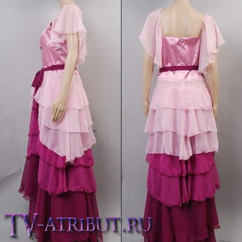 Платье Гермионы со Святочного бала