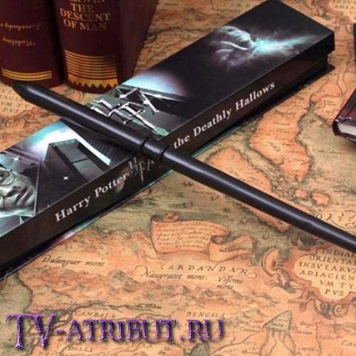 Волшебная палочка Драко Малфоя, в коробочке