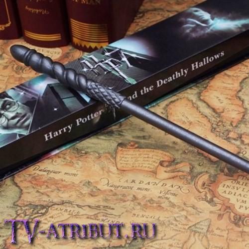 Волшебная палочка Джинни Уизли, в коробочке