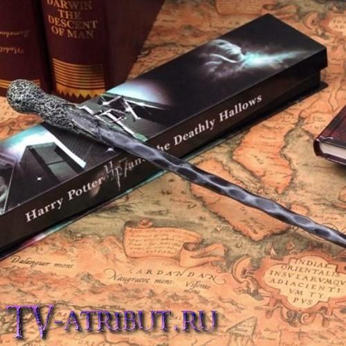 Волшебная палочка Рона Уизли, в коробочке