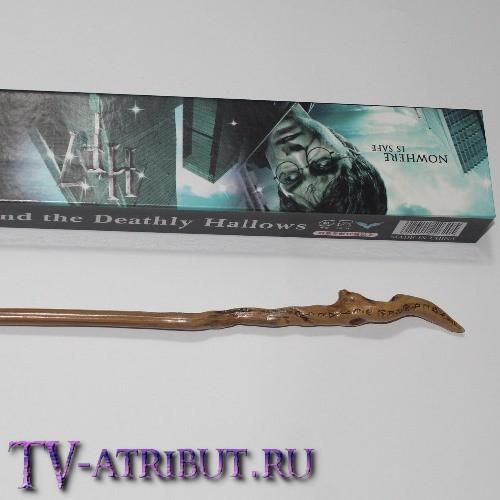 Волшебная палочка Олливандера, в коробочке