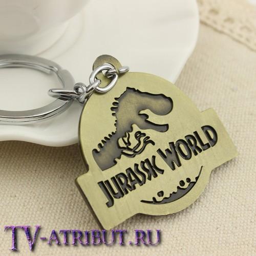 """Брелок """"Мир юрского периода"""" (Jurassic World)"""