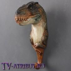 """Крюк (вешалка) для одежды """"Тираннозавр"""""""