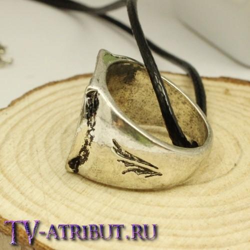 Кулон-кольцо семьи Фэйрчайлд