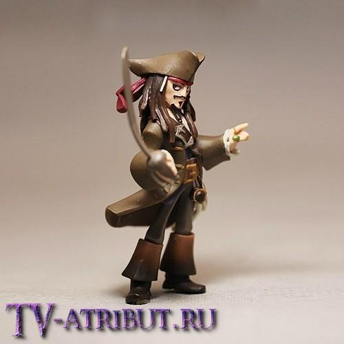 Фигурка-игрушка Капитан Джек Воробей