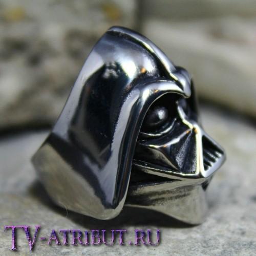 """Кольцо """"Дарт Вейдер"""", высококачественная сталь"""