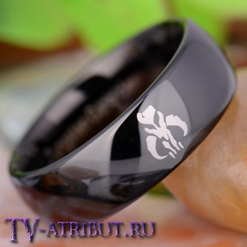 Кольцо Мандалориан, карбид вольфрама
