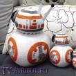 Мягкая игрушка дроид BB-8 (20 см или 30 см)