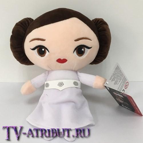Мягкая игрушка принцесса Лея (20 см)