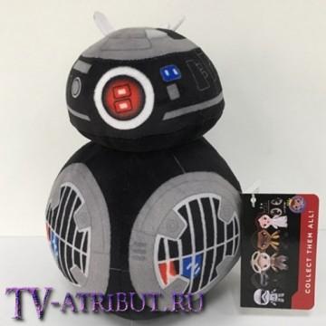 Мягкая игрушка дроид BB-9E (20 см)