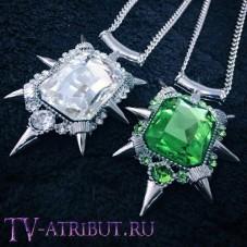 Магические кулоны Зелены, или Глинды (на выбор)