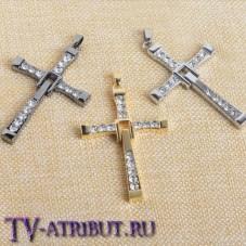 "Кулон-крест Доминика Торетто из фильмов ""Форсаж"""
