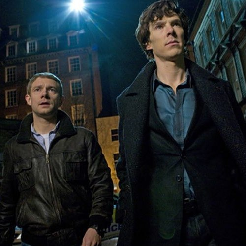 "Браслет ""I am Sherlocked"""