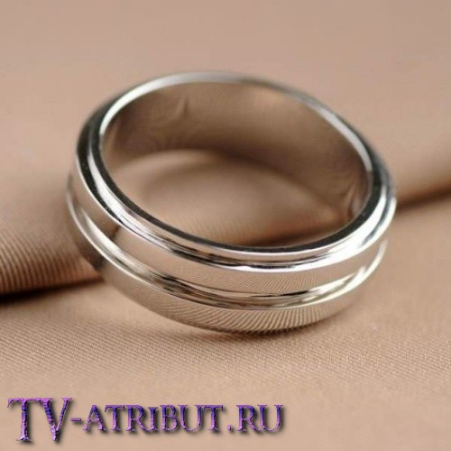Кольцо Дина Винчестера, серебро