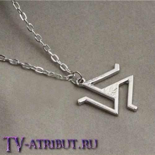 Кулон в виде символа стаи Альф Девкалиона