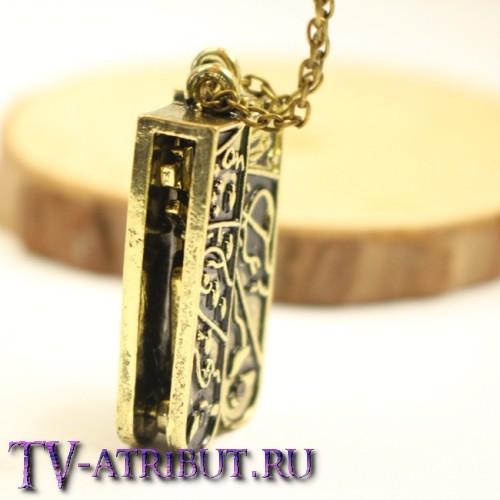 "Кулон-ключ Ника Бёркхардта из сериала ""Гримм"""