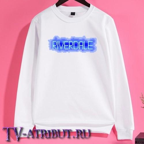 Джемпер с надписью Riverdale (4 цвета на выбор)