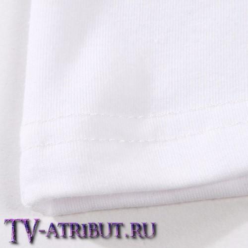 """Футболка с логотипом сериала """"Сотня"""" (9 цветов)"""