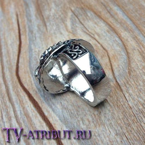 Кольцо, защищающее от солнца Дэймона Сальваторе