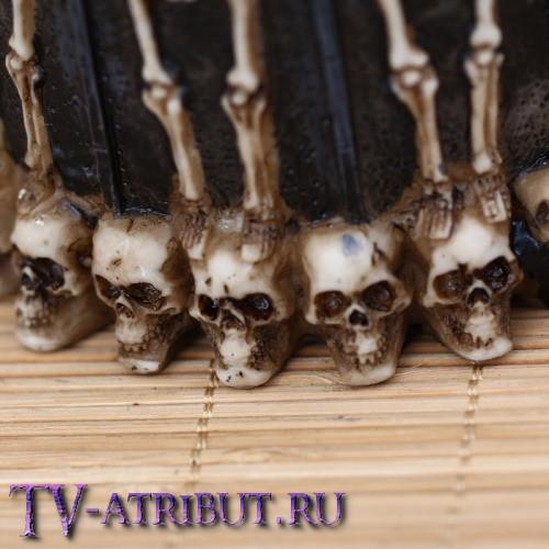 """Кружка """"Скелеты"""""""