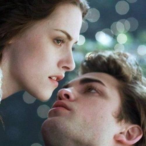 Кулон с Беллой и Эдвардом
