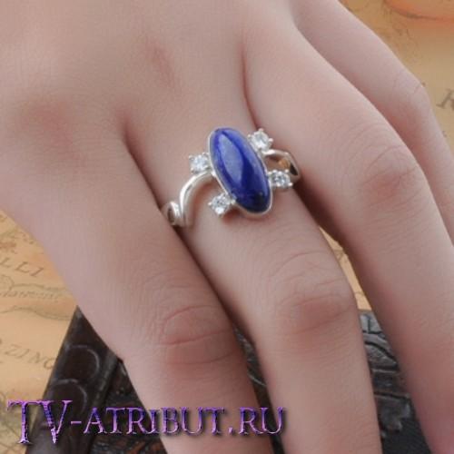 Кольцо Елены Гилберт, серебро 925 пробы