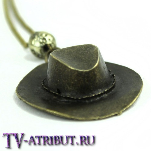 Кулон в виде шляпы Рика Граймса